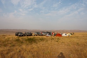 18_Steppe Camping