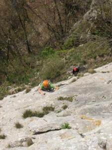 bouilland klettern