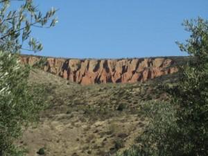 patones erosion
